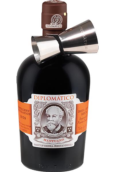 Diplomatico Mantuano 8y  40°