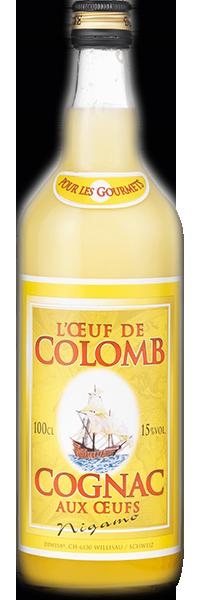 Eiercognac Colomb 15°