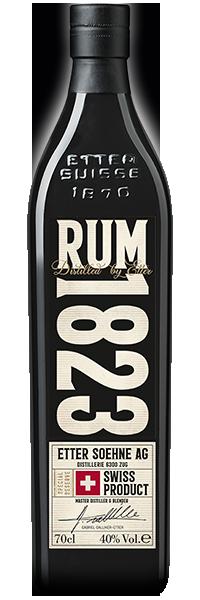 Etter Swiss Rum 1823 40°