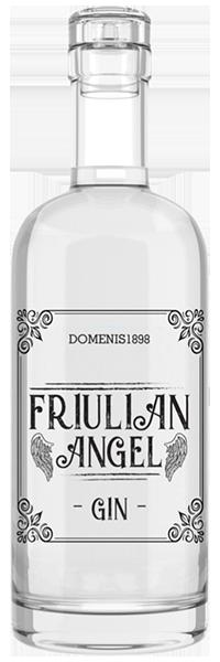 Friulian Angel Gin 40° Domenis 1898