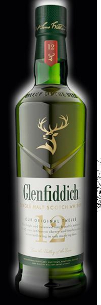 Glenfiddich 12 years 40°