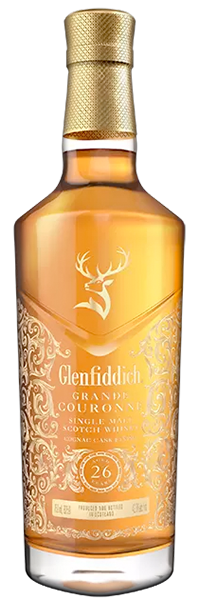 Glenfiddich 26 years Grande Couronne 43.8°