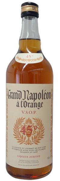 Grand Napoleon à l'Orange 45°