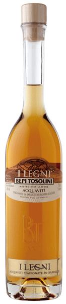 Grappa Acquavite Rovere Bepi Tosolini 40°