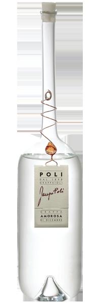 Grappa Amorosa di Dicembre Torcolato J. Poli 40°