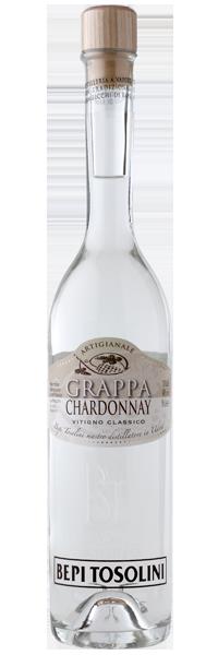 Grappa Chardonnay Bepi Tosolini 40°
