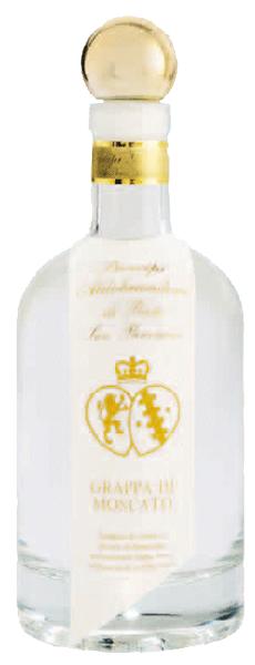 Grappa di Moscato Principi Aldobrandini 43°