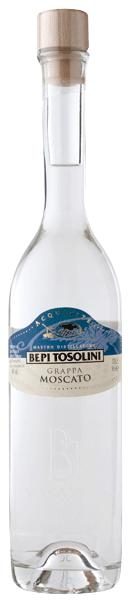 Grappa Moscato Bepi Tosolini 40°