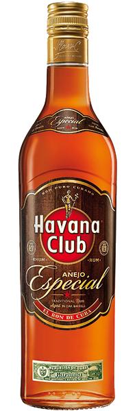 Havana Club Añejo Especial 40°
