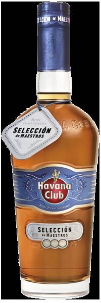 Havana Club Seleccion Maestros 45°