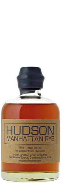 Hudson Manhattan Rye Whiskey 46°