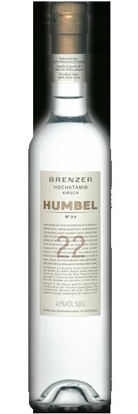 Humbel Nr. 22 Brenzer Kirsch  43°