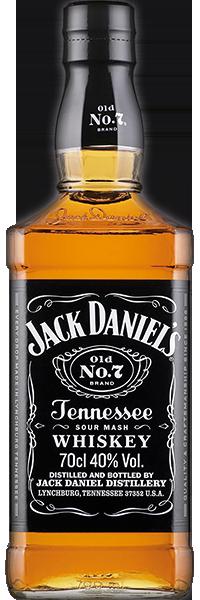 Jack Daniel's Black Label Old Nr.7 40°