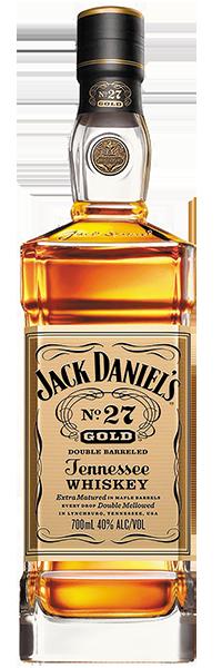 Jack Daniel's N°27 Gold Double Barreled 40°