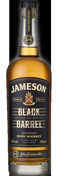 "Jameson ""Black Barrel"" 40°"