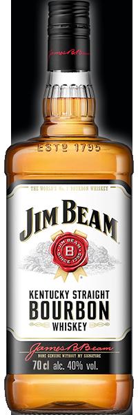 Jim Beam Bourbon 40°