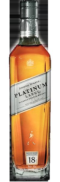 Johnnie Walker Platinum Label 18 years 40°