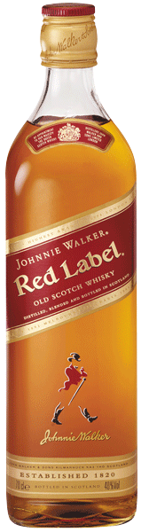 Johnnie Walker Red Label 40°