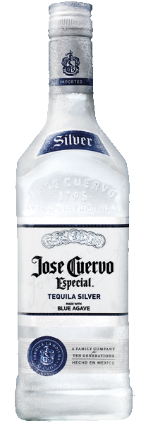 Josè Cuervo Especial Silver Tequila 38°