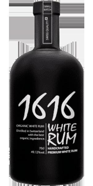 Langatun 1616 White Bio Rum 49.1°
