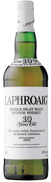 Laphroaig 10 years old 40°