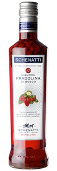 Liquore Fragola Extra 21° Schenatti