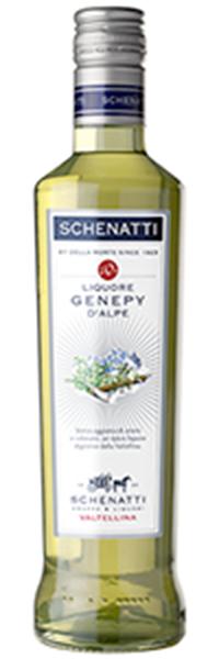 Liquore Genepy d'Alpe 35° Schenatti