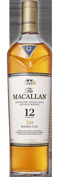 Macallan 12 years Double Cask 40°