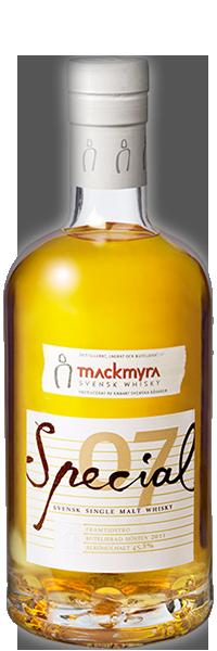 Mackmyra Special 07 Limited Edition 45.8°