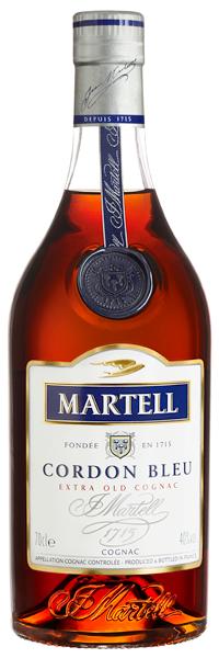 Martell Cordon bleu Cognac 40°