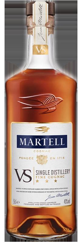 Martell V.S. Cognac 40°