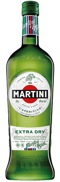 Martini extra dry 18°