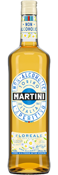 Martini L`Aperitivo Floreale Alkoholfrei