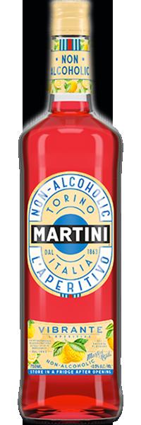 Martini L`Aperitivo Vibrante Alkoholfrei