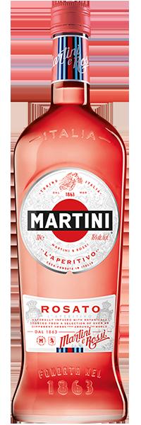 Martini Rosato 15°