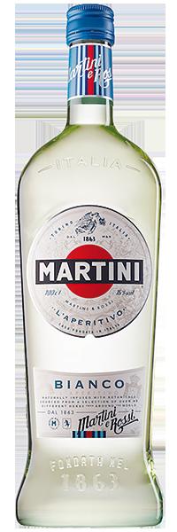 Martini weiss 15°