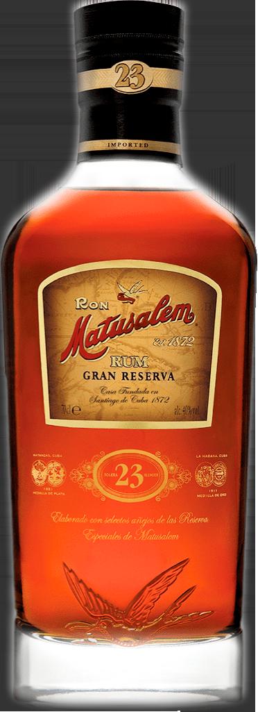 Matusalem Rum Grand Reserva 23  years 40°