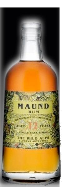 Maund Rum 12 years 45°