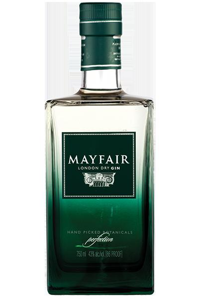 Mayfair London Dry Gin 43°