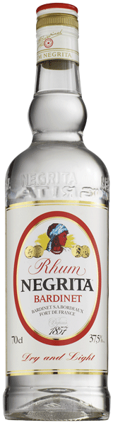 Negrita Rum weiss 37.5°