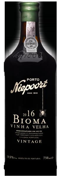 Niepoort Bioma Vinha Velha Vintage 2016 Port 20°