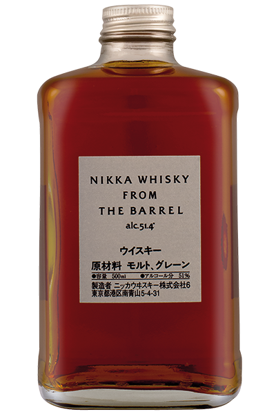 Nikka From The Barrel 51.4°