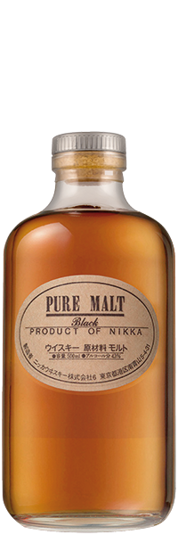Nikka Pure Malt Black 43°