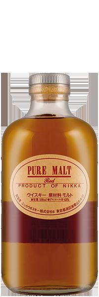Nikka Pure Malt Red 43°
