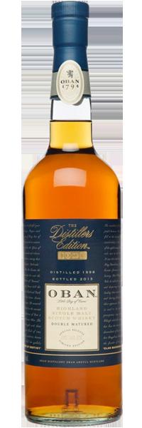 Oban Double Matured Distiller's Edition 43°