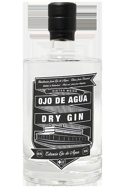 Ojo de Agua Dry Gin 43° Dieter Meier