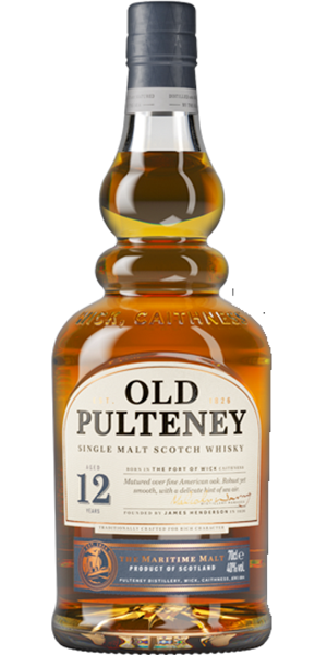 Old Pulteney 12 years 40°