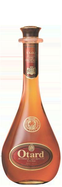 Otard Cognac V.S.O.P. Fine Champagne 40°