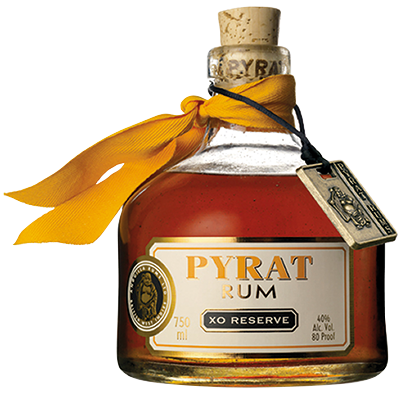 Patron Pyrat Rum X.O. 40°