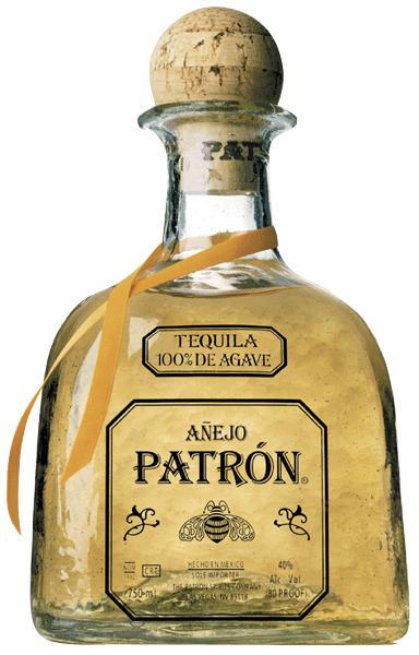 Patron Tequila Añejo 40°